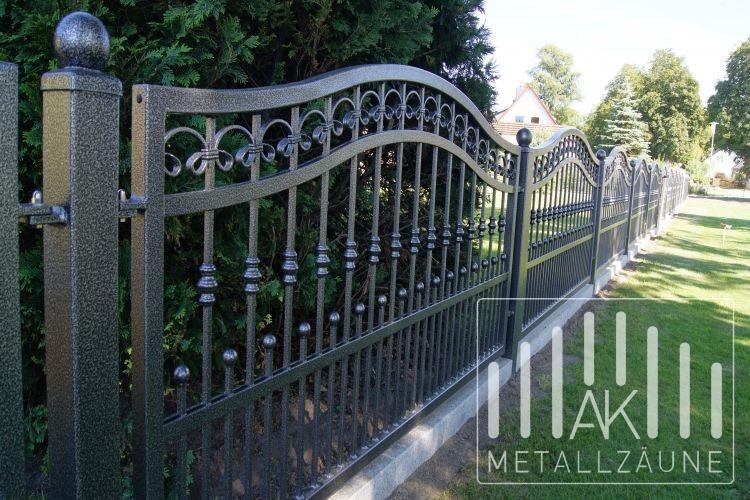 Ak Metal Zaune Aus Polen Schaprode Zaun Schmiedeeiserne Z Une