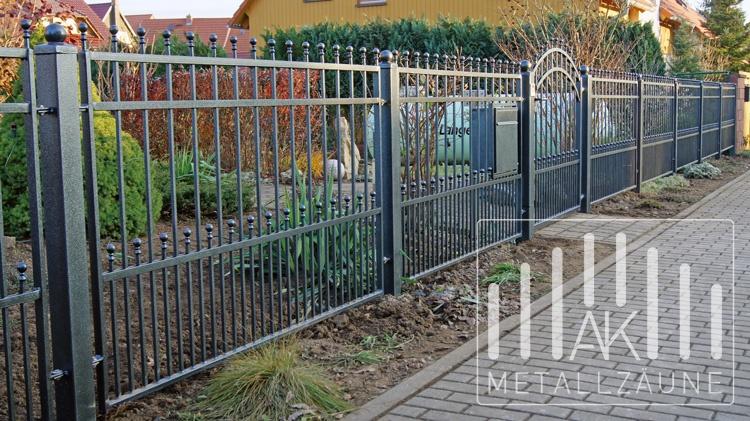 Ak Metal Zaune Aus Polen Bendorf Zaun
