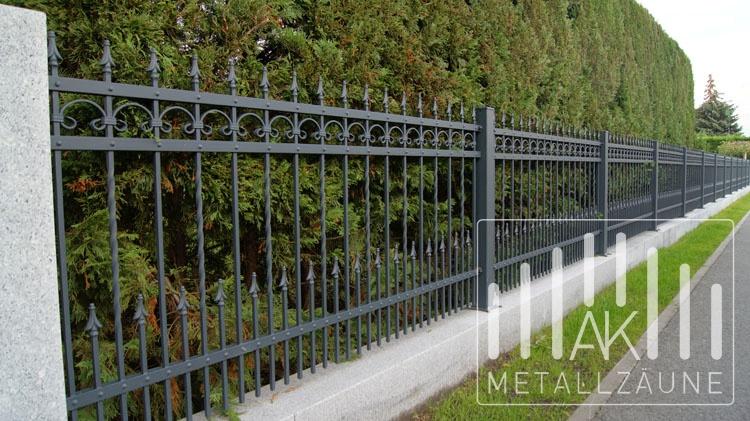Ak Metal Zaune Aus Polen Grindbuch Zaun