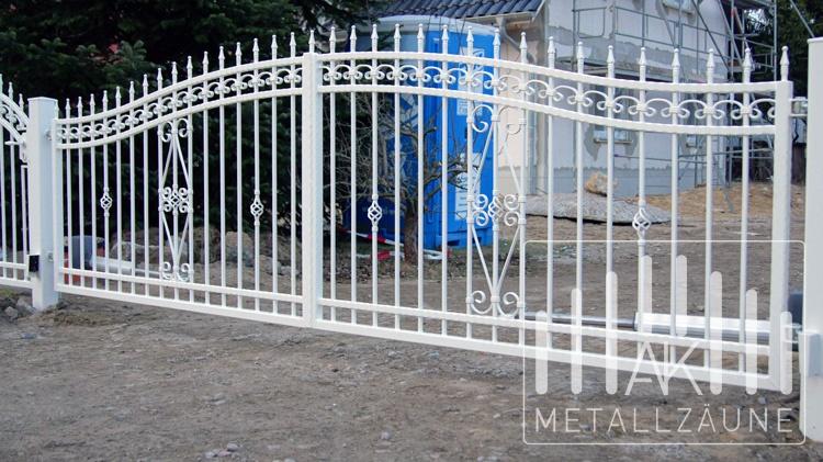Ak Metal Zaune Aus Polen Eggers Zaun