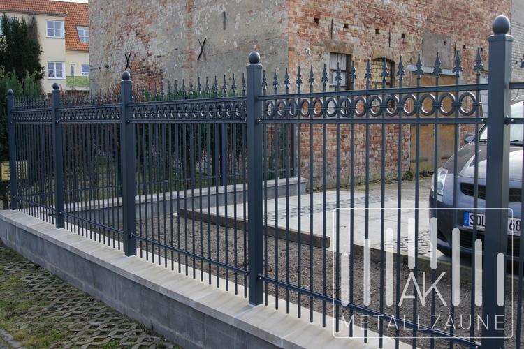 Ak Metal Zaune Aus Polen Stendal Extra Zaun
